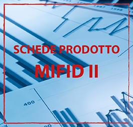 Schede MIFID II